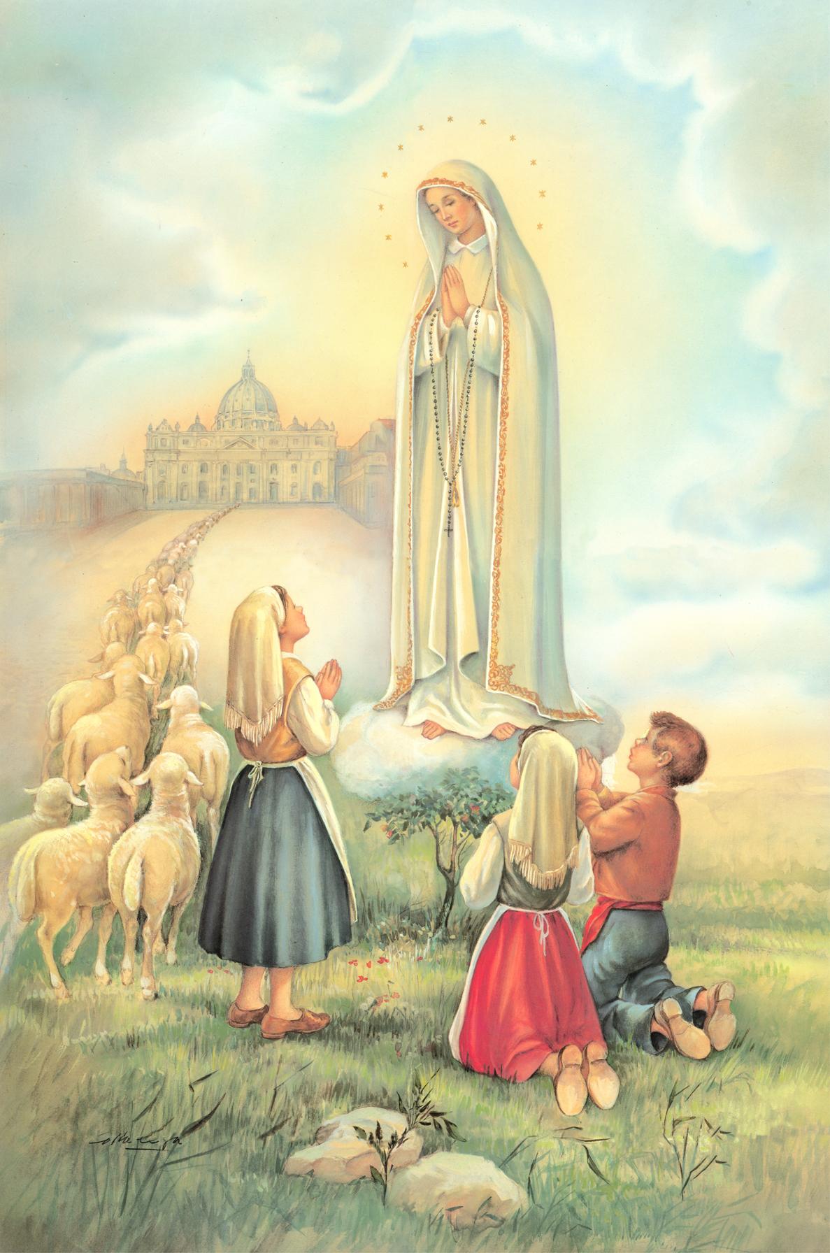 Virgen Arábica